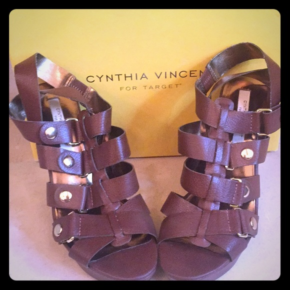 Cynthia Vincent for Target Target for scarpe   Cynthia Vincent Wedge Platform   6cda37